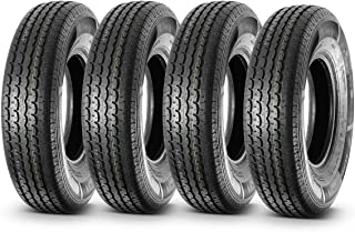 Set of 4 Radial DOT Trailer Tires 235/85R16 ST23585R16 10PR/Load Range E 125L