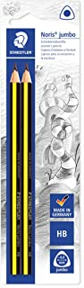 Staedtler 119 BK2 DA. Lápices Noris Club jumbo. Blíster con 2 unidades de lápices HB.
