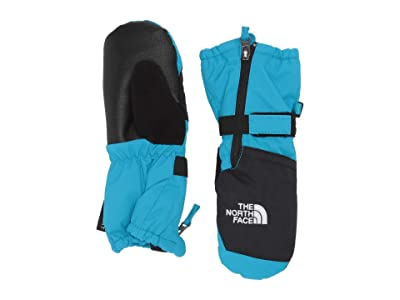The North Face Kids Mountain Sports Mitt (Toddler/Little Kids) (Acoustic Blue) Ski Gloves