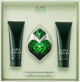 Thierry Mugler Aura Mugler - Edp 30 Ml + Tělové Mléko 50 Ml + Sprchové Mléko 50 Ml 130 ml
