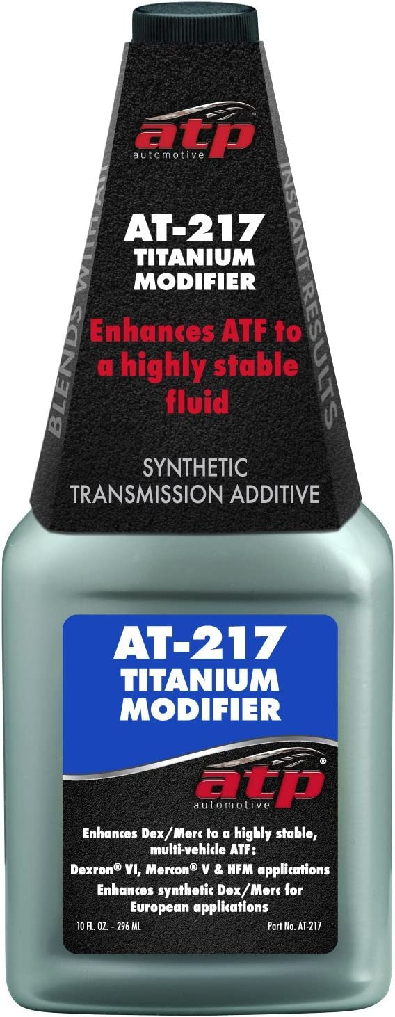 ATP Automotive AT-217 Titanium Protectant outlet Synthetic Modifier Fixed price for sale T