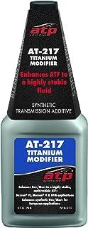 ATP Automotive AT-217 Titanium Protectant & Modifier Synthetic Transmission Additive