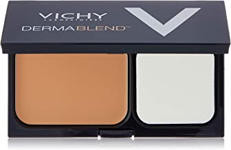 Vichy Dermablend Maquillaje Compacto 12H SPF30, Gold 45, 9.5 g