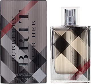 Burberry Brit Women - Agua de perfume, 50 ml