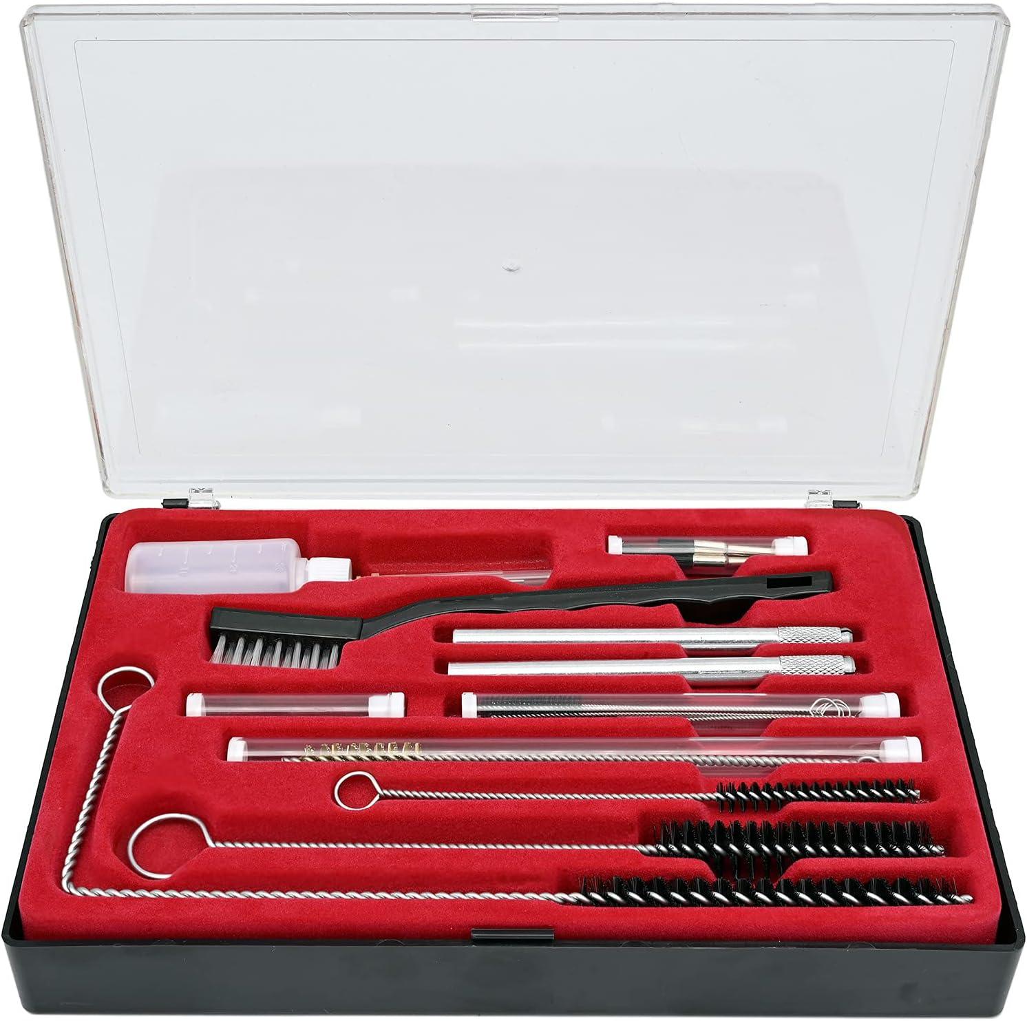 Austin Mall BOWD Paint Gun Max 76% OFF Cleaning Kit G HVLP Airbrush Spray