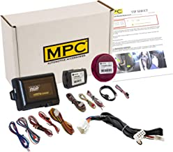 MPC Complete Factory Remote Activated Remote Start Kit for 2016-2017 Subaru Crosstrek - with T-Harness and Software Loader