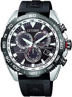سيتيزن ساعة رسمية للرجال انالوج بعقارب بولي يوريثين - CB5036-10X