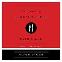 Becoming A Restaurateur: The Masters at Work Series