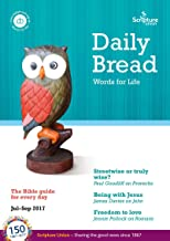 Daily Bread Jul-Sep 2017: Words for Life