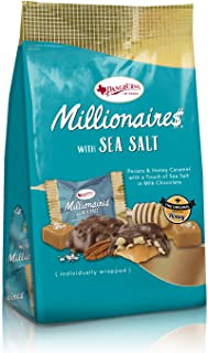 Pangburn's Sea Salt Millionaires Favorites Mini Gusset, 5.4 Ounce