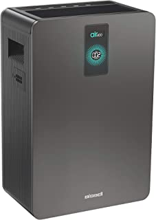 Bissell, Grey, air400 Air Purifier with High Efficiency Filter and CirQulate System, 423 sqft, 24791