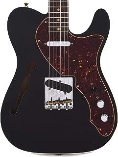 Fender CS Limited Edition '60s Telecaster Thinline Custom Journeyman RW Aged Black