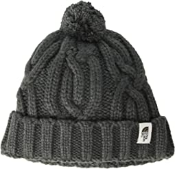 02c868bdb The north face fuzzy cable beanie + FREE SHIPPING | Zappos.com