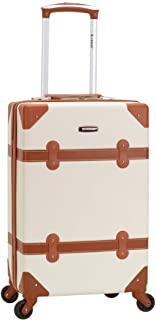 Rockland Stage Coach 20-inch Rolling Trunk