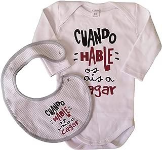 fashwork Body de beb/é Divertido DaddyS Little Princess Idea Regalo d/ía del Padre