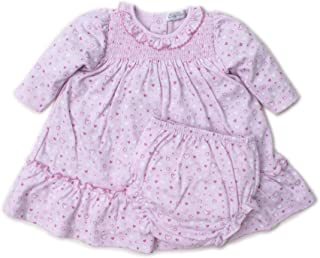 Kissy Kissy Baby-Girls Infant Wooly Llamas Dress Set