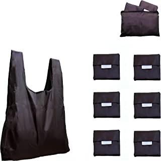 Sponsored Ad - Set of 6 in1 Reusable Grocery Bags Super Strong Heavy Duty Kitchen Shopping Bags - Parent