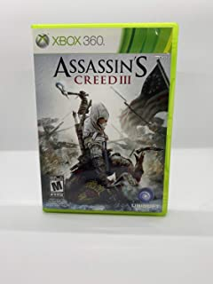 Ubisoft 52723 Assassin's Creed 3 (Xbox 360)