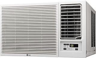 LG LW1816HR 18000 BTU 230V Conditioner & Heat Window-Mounted Air Conditioner, White