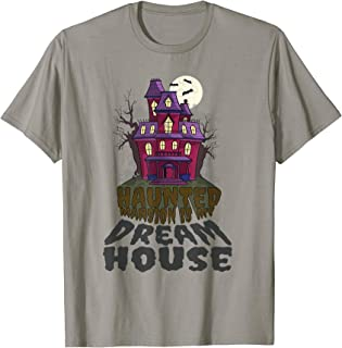 Halloween Haunted House Shirt Trick Treat Dream Mansion Wear