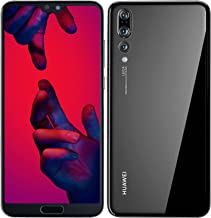 Huawei P20 Pro 128GB Single-SIM (GSM Only, No CDMA) Factory Unlocked 4G/LTE Smartphone (Black) - International Version