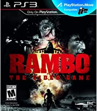 Rambo: The Video Game by Reef Entertainment (2014) Region 1 - PlayStation 3