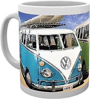 GB Eye LTD, VW Camper, Campers Beach, Taza