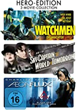 DVD * Aeon Flux / Sky Captain And The World Of Tomorrow / Watchmen - Die W�chter [3 DVDs] [Import allemand]