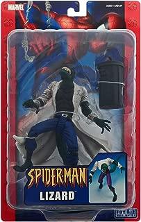spider man lizard man action figure