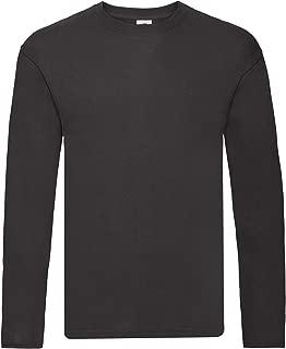 Fruit Of The Loom Mens Original Long Sleeve T-Shirt