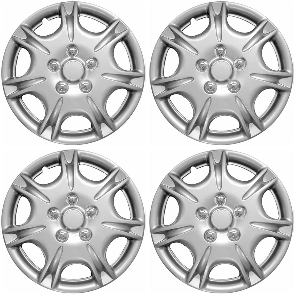 15 inch Hubcaps Best Department store for 2000-2001 Nissan Set 4 Manufacturer direct delivery Wh Maxima - of