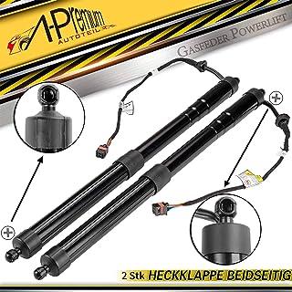 2x Elektrische Gasfeder Powerlift Heckklappe Links und Rechts für Sharan 7N1 7N2 Alhambra 710 711 MPV 2010 2020 7N0827851E