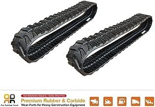 2 pcs Rubber Track, 300x52.5x84, Komatsu PC25 27MR 30MR 35 38 - Mini Excavators