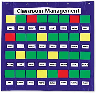 Learning Resources Junior Organization Station, Classroom Pocket Charts, Ages 3+