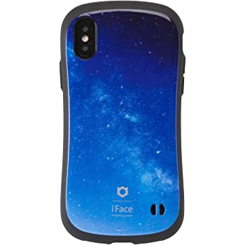 iFace First Class Universe iPhone XS/X ケース [milky way/ミルキーウェイ]