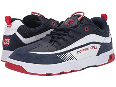 DC Legacy 98 Slim (Navy/Red) Men