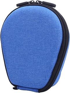 Carrying case for AfterShokz Trekz Titanium Bone Conduction Headphones by Aenllosi Blue 20171214-ceus-1