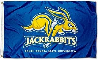 South Dakota State Jackrabbits 3x5 Flag