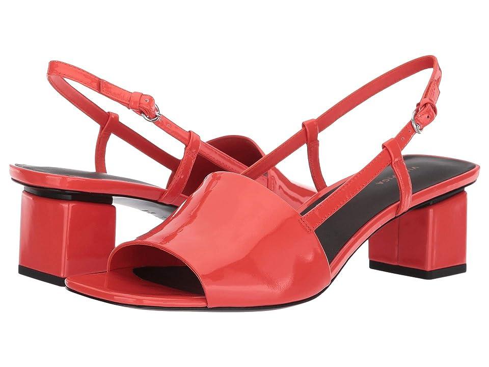 Via Spiga Florian (Sunorange Patent) High Heels