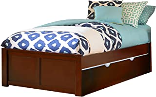 Hillsdale Furniture Hillsdale Kids and Teen Pulse Platform Bed with Trundle, Twin, Cherry