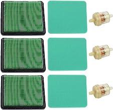 Trustsheer GCV160 GCV190 Air Filter Pre Cleaner for Honda GCV160A GCV160LA GCV135 GC135 GC160 GC190 GX100 GCV190A GCV190LA Engine 17211-ZL8-023 17211-ZL8-003