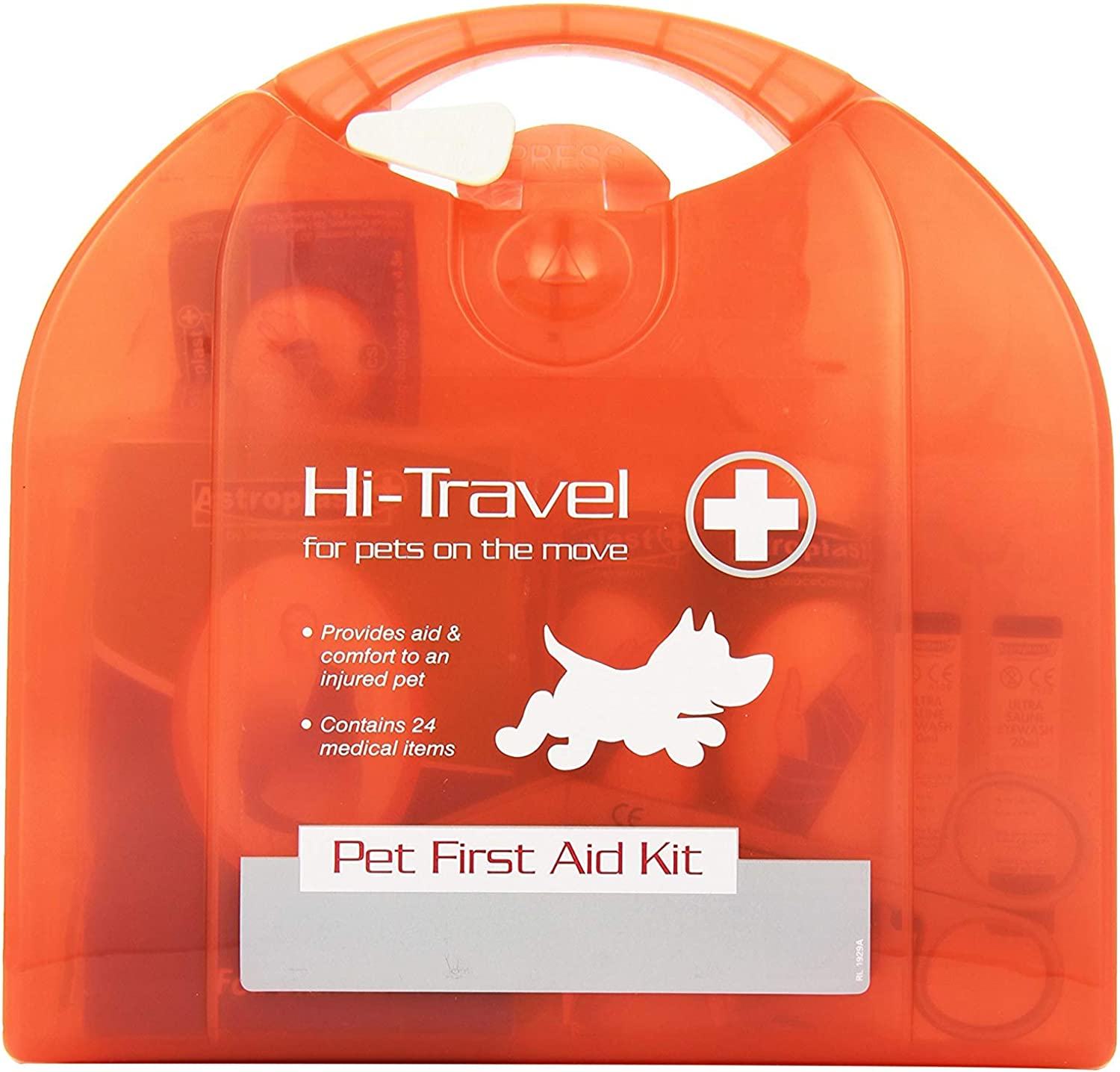 2XOptions Travel Accessory First Aid Kit