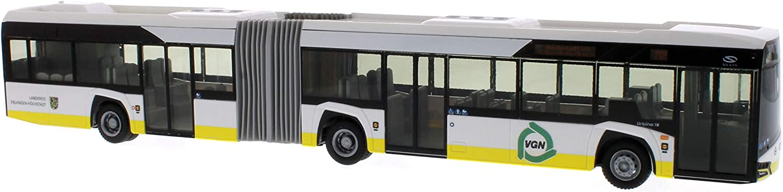 Reitze 73119 Rietze Solaris Urbino 18 '14 Omnibus Bird Scale 1 87 H0, Multi Colour