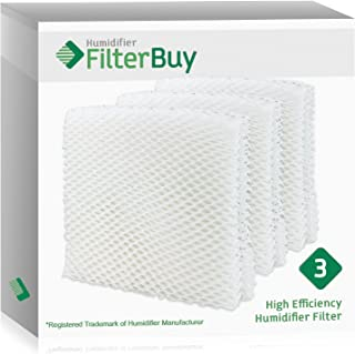 FilterBuy Replacement Filters Compatible with Honeywell HC-819 (HC819) & HC-818 (HC818), Duracraft AC-818 (AC818) & AC-819 (AC819), Kenmore 14803, White-Westinghouse WWH8002 Filters, Pack of 3