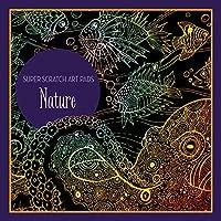Super Scratch Art Pads - Nature