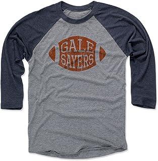 500 LEVEL Gale Sayers Shirt - Vintage Chicago Football Raglan Tee - Gale Sayers Football