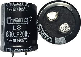 Best capacitor 680uf 25v Reviews