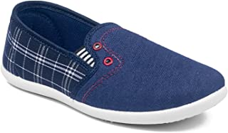 Asian shoes Hunter-31 Blue Kids Casual Shoes 5CUK/Indian
