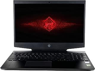 CUK Omen 15t Gaming Laptop (Intel i9-9880H, 64GB RAM, 2TB NVMe SSD + 2TB HDD, NVIDIA GeForce RTX 2080 8GB Max-Q, 15.6