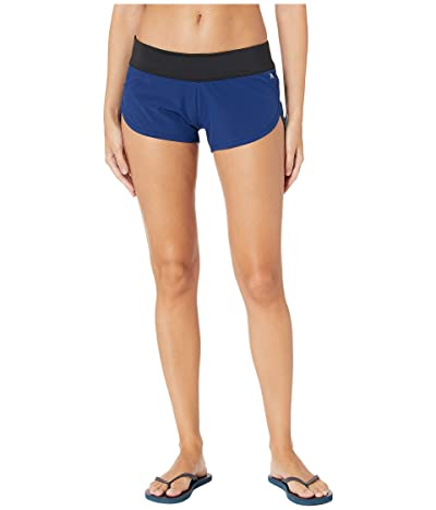 Hurley Phantom Beachrider Boardshorts (Blue Void) Women
